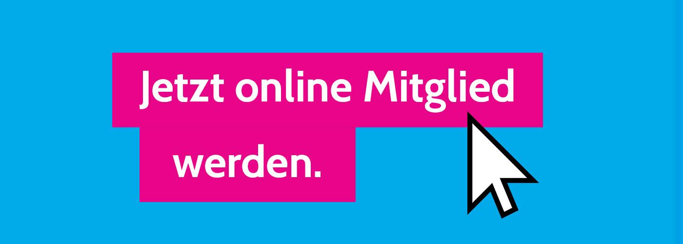 Aufruf: Mitglied bei der FDP werden - online