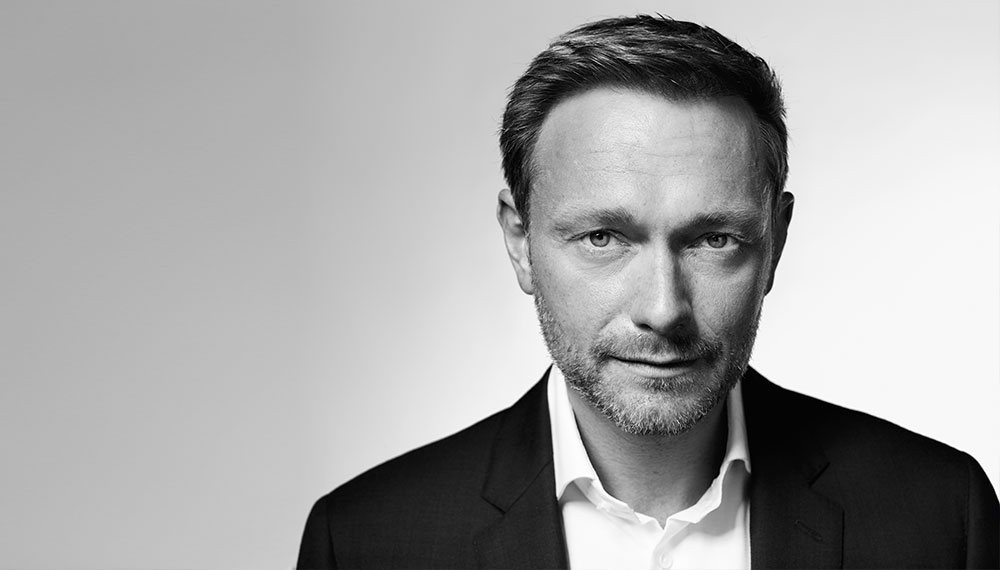 Christian Lindner (FDP) in der Generaldebatte am 27.11.19