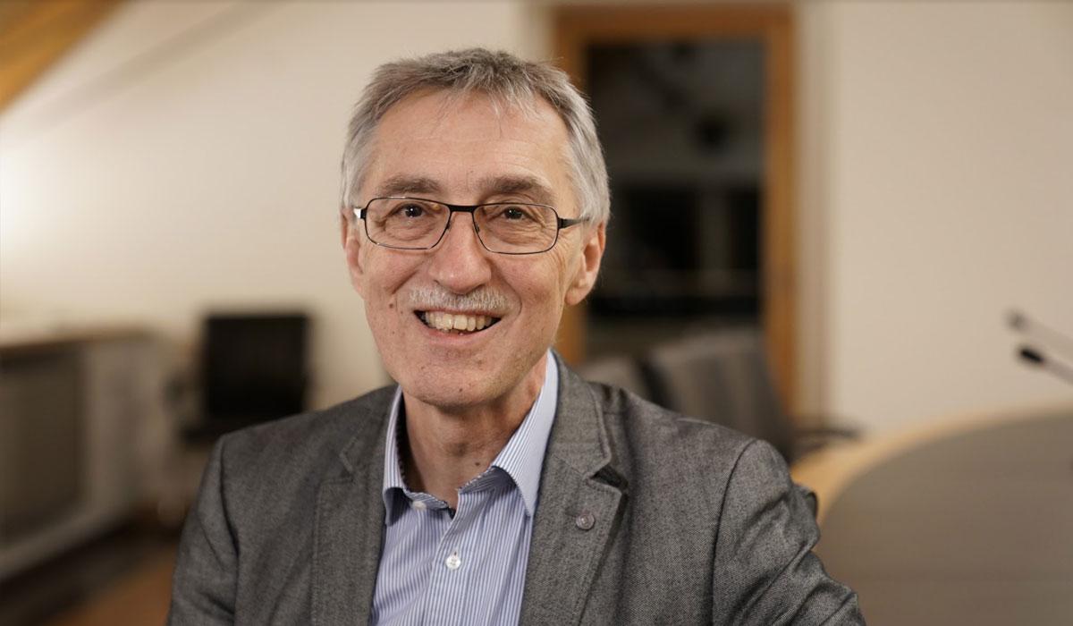 Nach 45 Jahren Kommunalpolitik fängt für Hans Stahl ein neuer Lebensabschnitt an