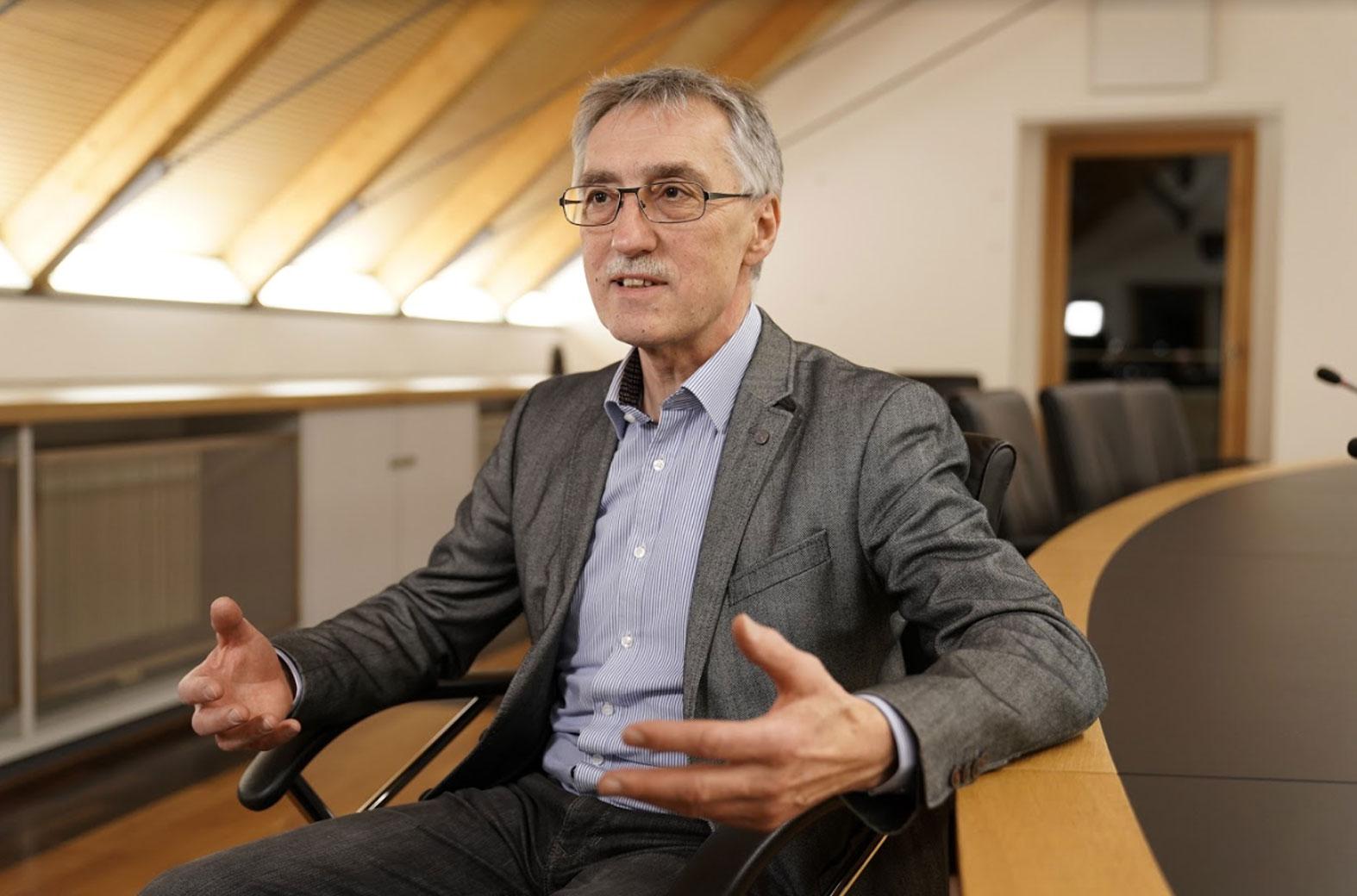 Stellungnahme zum Haushalt 2019 von Hans Stahl