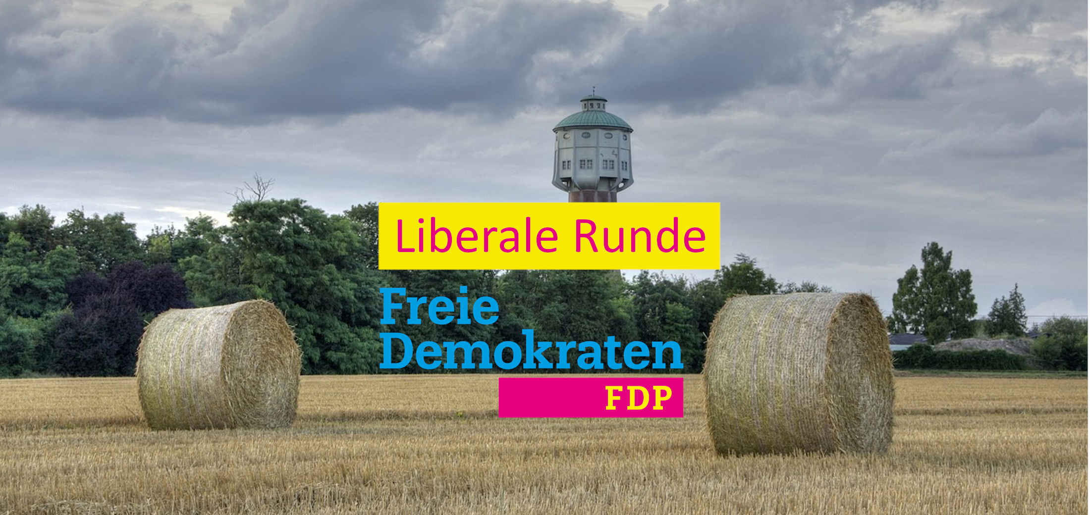 """Liberale Runde am 14.11.: """"Mehr mit uns reden statt über uns"""" – Landwirte im Dialog"""