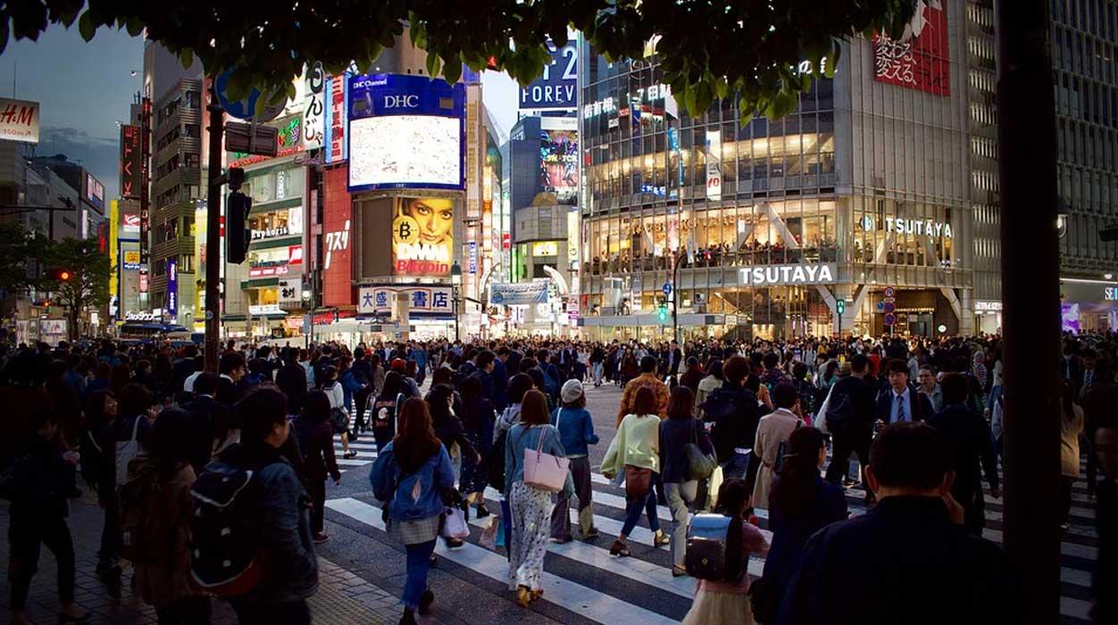"""""""Unser Mann im Fernen Osten"""": Erfahrungen zum Leben und Arbeiten in Zeiten von Corona in Japan"""